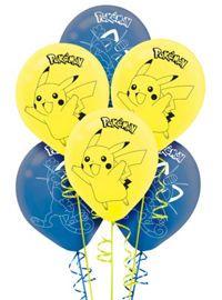 Pokemon Party Supplies - Pokemon Birthday - Party City