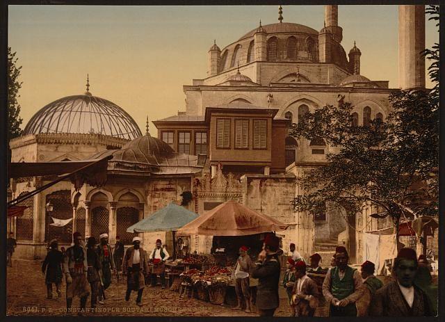 Uskudar 1890-1900