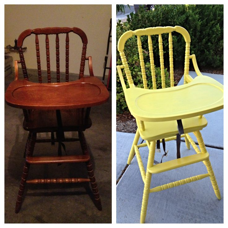 How To Clean Grunge Off Wooden Chairs