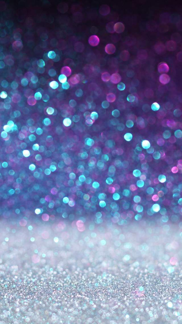 Wallpaper iPhone glitter