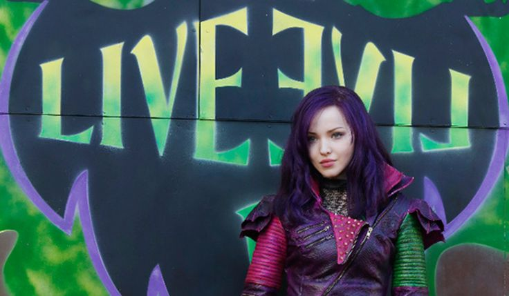 Quiz: Which Disney Descendants Character are You? | Quiz | Disney Playlist  Of course I'm Mal