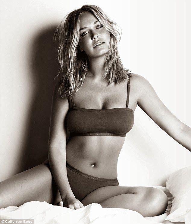 Campaign: Lara Bingle Intimates for Cotton On Body | Spoilt #larabingle