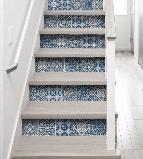 Best 25 stickers escalier ideas on pinterest stickers - Stickers carrelage leroy merlin ...