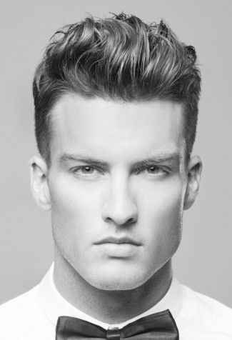 Casual Men Hairstyle