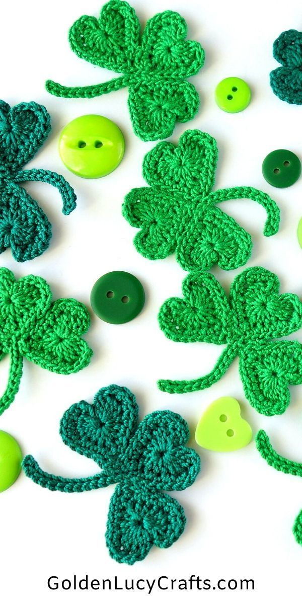 4 Leaf Clovers 4 Things That Make Me Lucky Could Turn Into A