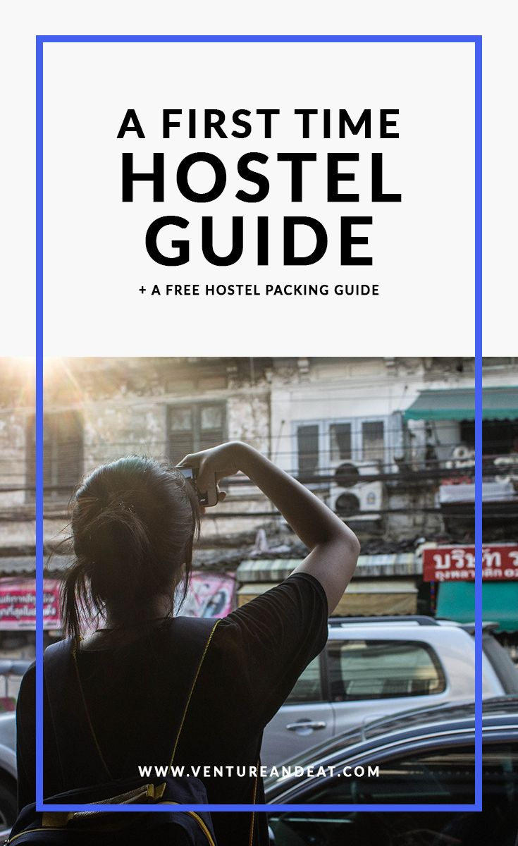 Travel Tip | Hostel Guide | Never stayed at a hostel before, but wondering what it's like? Read my guide for for finding the right hostel for you!