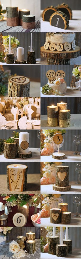Rustic Weddings by Sarah and Eddie Gumbrecht on Etsy--Pinned+with+TreasuryPin.com