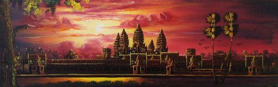 Siem Reap (Angkor Wat) | Cambodia | ilove.travel