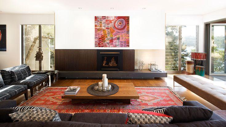 Corben Architects | Pearl Bay Avenue House www.corben.com.au