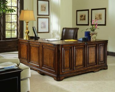 shop for hooker furniture brookhaven executive l right return and other home office desks at ramsey furniture company in covington and atlanta ga