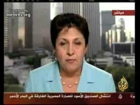 Al-Jazeera Wafa Sultan discussion on Muslim belief and clash of civilizations. - YouTube