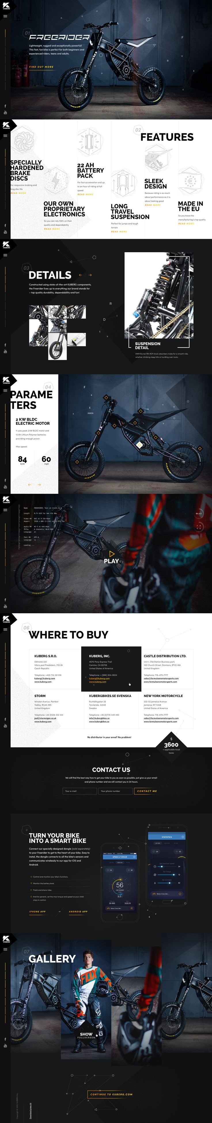 Following from last week's Stores Inspiration, I thought it would be great to share more in-depth UI design by putting together this collection of