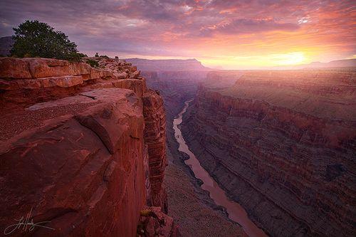 Colorado River, Arizona by Lijah Hanley