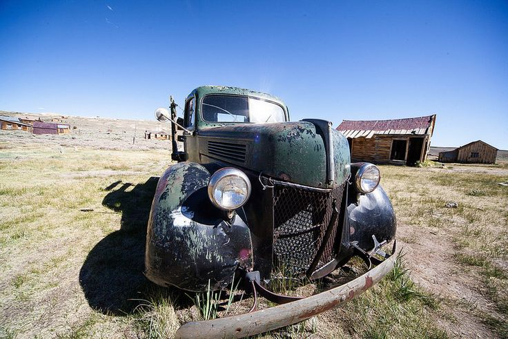 #Bodie, Gost Town