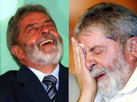 Lula: Da ArrogâNcia E Do Riso Debochado Para O Desesperado Choro Convulsivo Face à Realidade Corrosiva Dos Fatos.