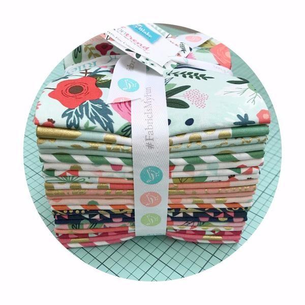 21 Fat Quarter Bundle - On Trend Collection - Riley Blake Designs – Pins & Needles Fabrics