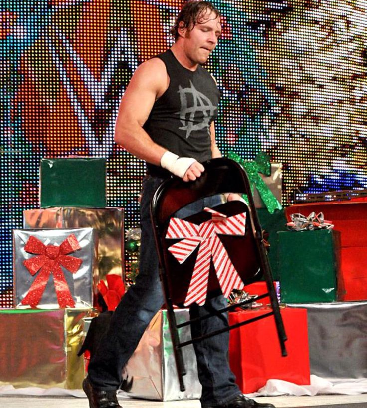 Rollins Chair: 783 Best Images About Dean Ambrose On Pinterest
