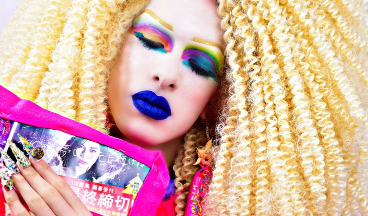 #hair #salon #wig #wigs #dragqueen #drag #rupaulsdragrace #rupaul #cosplay #comicon #vintage #retro #pinup #pinupgirl #bluehair #greenhair #art #fashion #style #glamour #bighair #waves #behindthechair #modernsalon #jeffreestarcosmetics #hollywood #ryanjasterina #アステライ
