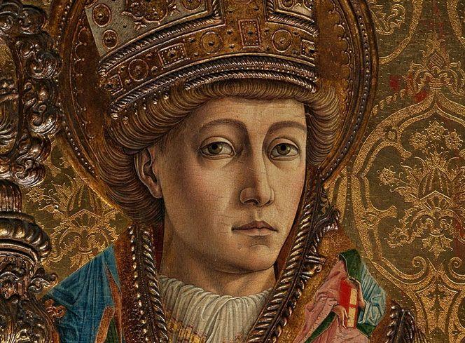 Carlo Crivelli - Polittico di Sant'Emidio