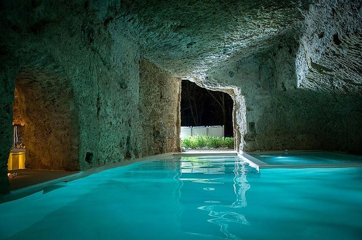 desiretoinspire.net - DomusCivita Italy Oh yes please pease some day, calgon can take me away there anytime!!