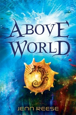 Above World, by Jenn Reese. In this middle grade dystopia, overcrowding has led humans to adapt so that they can live under the ocean or on mountains. POC main character.
