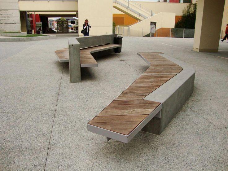 #landscapearchitecture | Street furniture, Urban furniture ...
