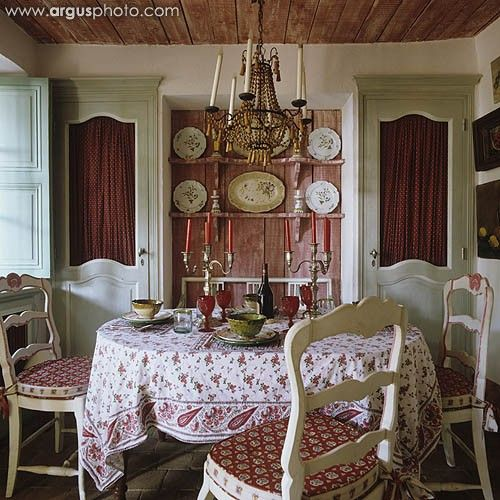 French Country Dining Rooms: 2100 Best Images About FRENCH COUNTRY On Pinterest