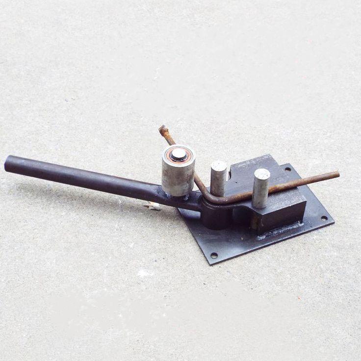 new manual reinforced steel bar bending tools rebar bending machine construction tools
