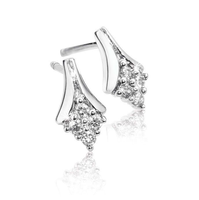 9ct Diamond Earrings R3,159  *Prices Valid Until 25 Dec 2013
