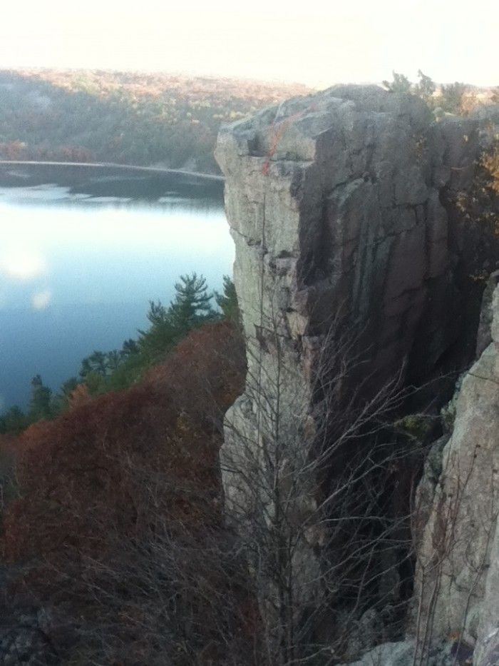 10 Trails In Wisconsin You Must Take If You Love The Outdoors 1. Devil's Lake State Park (Baraboo)