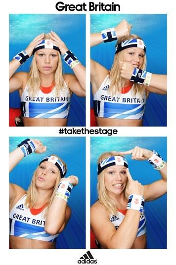 Team GB diver Stacie Powell