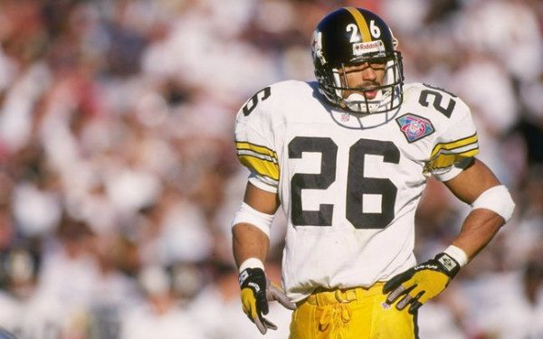 I believe this is Rod Woodson.