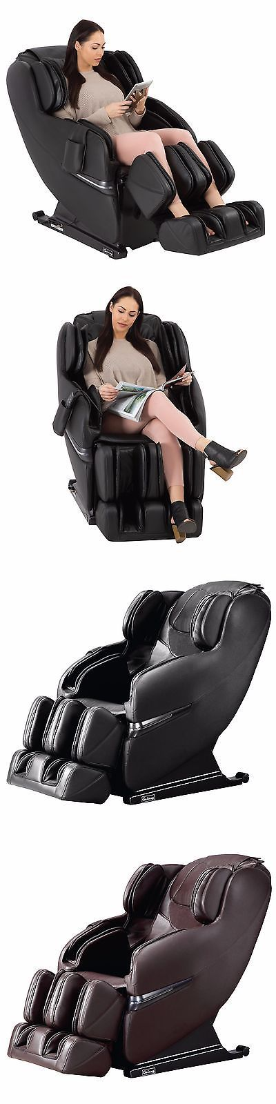 Electric Massage Chairs: Galaxy Optima 2.0 Full Body Shiatsu Massage Chair Recliner W/Heat And Outer Should BUY IT NOW ONLY: $999.0