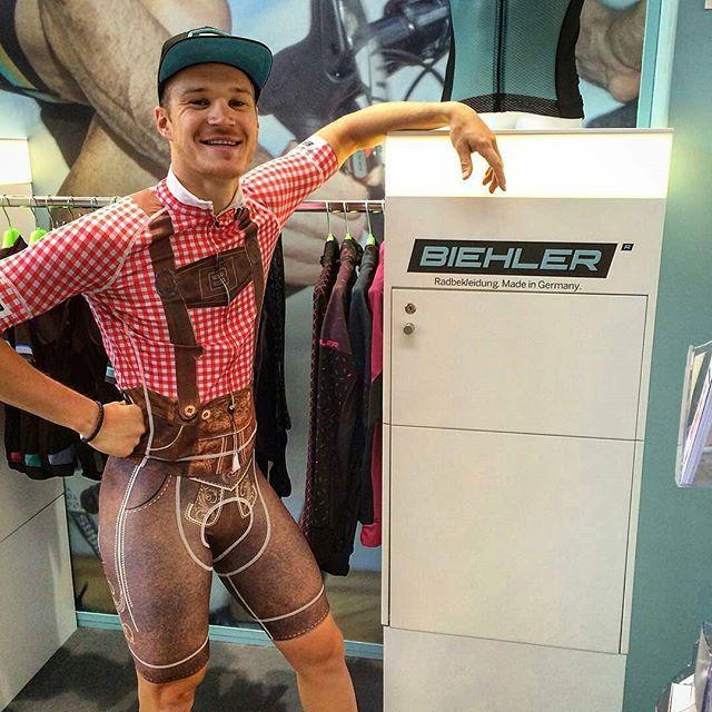 @Regrann from @biehlersportswear -  Servus und grüß' Gott  #hello Visit us at #eurobikeshow at #BENOTTI #BIEHLER stand hall B 3 stand 406. #cyclinglifestyle #cyclinglove #cyclingapparel #bikewear #lovebikes #newkit #Cycling #newjerseys #newkitday #cyclinglife #womenscycling #workinprogress #radsport #cyclestyle #cyclelikeagirl #cyclistfactory #teamwear #instacycling #neverstopriding#velolove #sockdoping #socialwall #EurobikeShow #EBFestivalDays