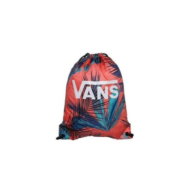 Vans League Bench Bag Nasturtium Sola
