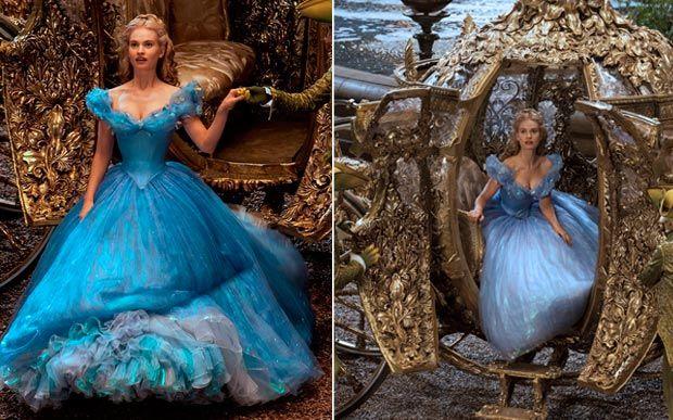 8 coisas incríveis que você não sabia sobre o vestido da Cinderela - Moda - CAPRICHO