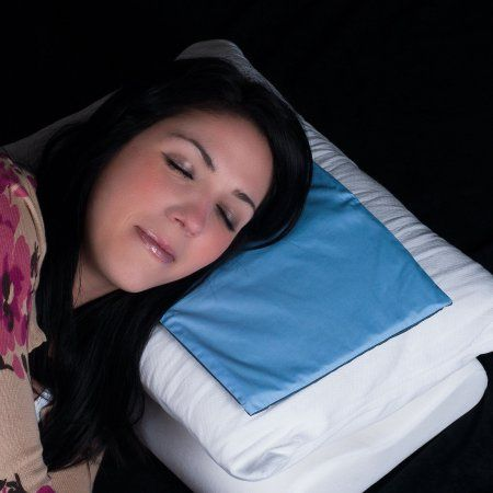 Remedy Comfort Gel Mini Pillow Mat - 9 x 12 inch, White