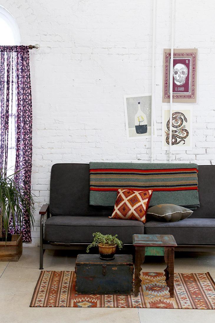 4040 Locust Industrial Sleeper Sofa #urbanoutfitters