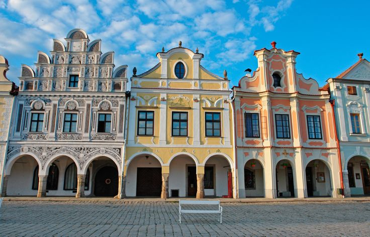 Thirteenth-Century Telc is not only a great launchpad for hiking in the Czech Republic, this medieval town is an adventure in itself! Join REI and visit Telc on a 9 day hike from Vienna to Prague.