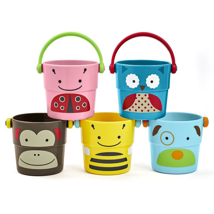 Skip Hop Bath Buckets $10.99