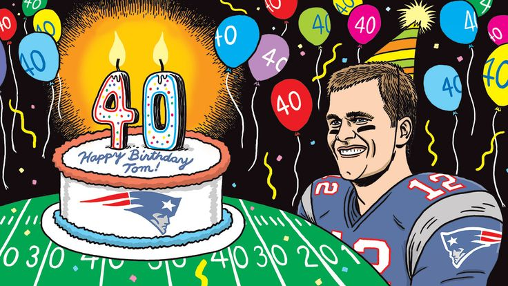 Beer-chugging, cliff golf and pranks: Tales of Tom Brady at 40