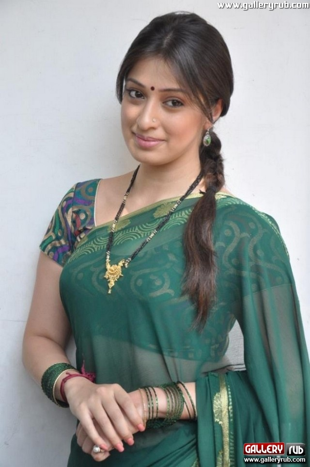 Lakshmi Rai Latest Saree Photos