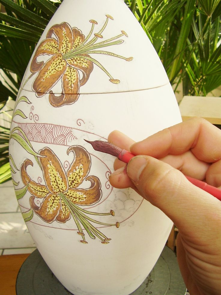 Phoenix Urns hand painted cremation urns (also special request decorated urns)