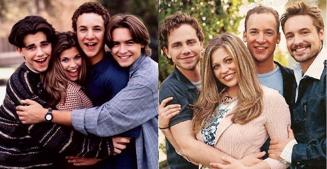 Main girl character in boy meets world