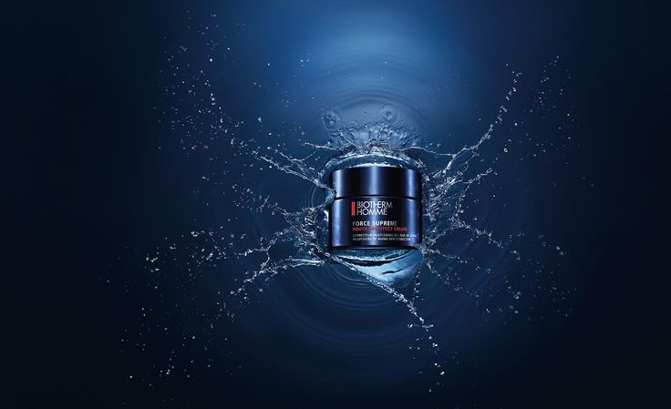 Eric SAUVAGE | Biotherm Homme