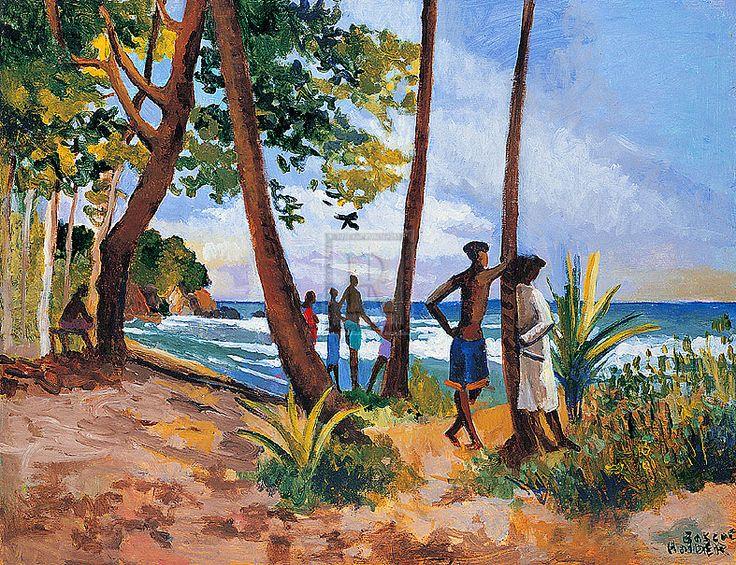Boscoe Holder Paintings For Sale
