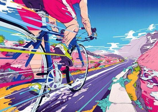 Amazing Illustrations by UNA   Inspiration Grid   Design Inspiration