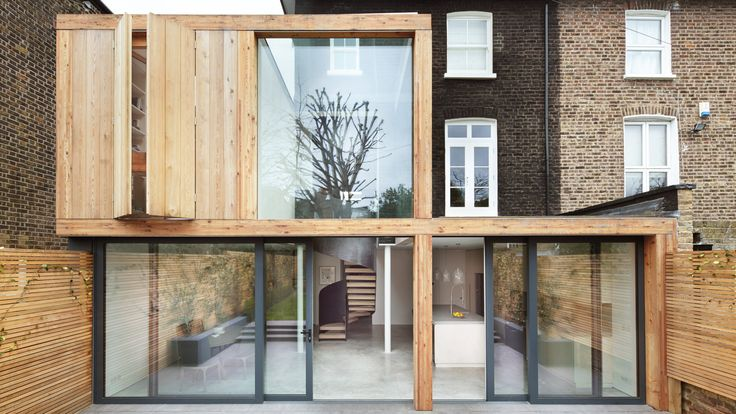 de Beauvoir House by Cousins and Cousins