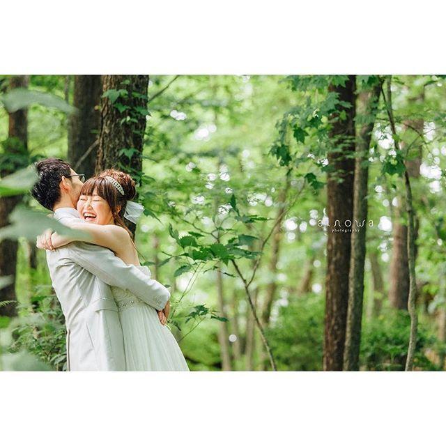 【ainowa_photography】さんのInstagramをピンしています。 《* 結婚式は、たくさん笑って たくさん愛を感じてほしい * * 結婚式撮影はHPより承っています◎ ainowaはYUKINO・ROCOによる女性フォトグラファーユニットです。 タグ #ainowaphotography photo by @rocography * #weddingphotography#wedding#instawedding#marriage#ig_japan#instagood#instagramjapan#marryxoxo#team_jp_#結婚式#2017春婚#2017夏婚#プレ花嫁#花嫁#カップル#ウェディングニュース#ウェディングドレス#前撮り#森#ナチュラル#ニドム#北海道#東京》