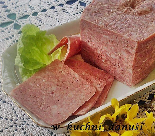 """""""LUNCHENON MEAT""""-MIELONKA DO CHLEBA"""
